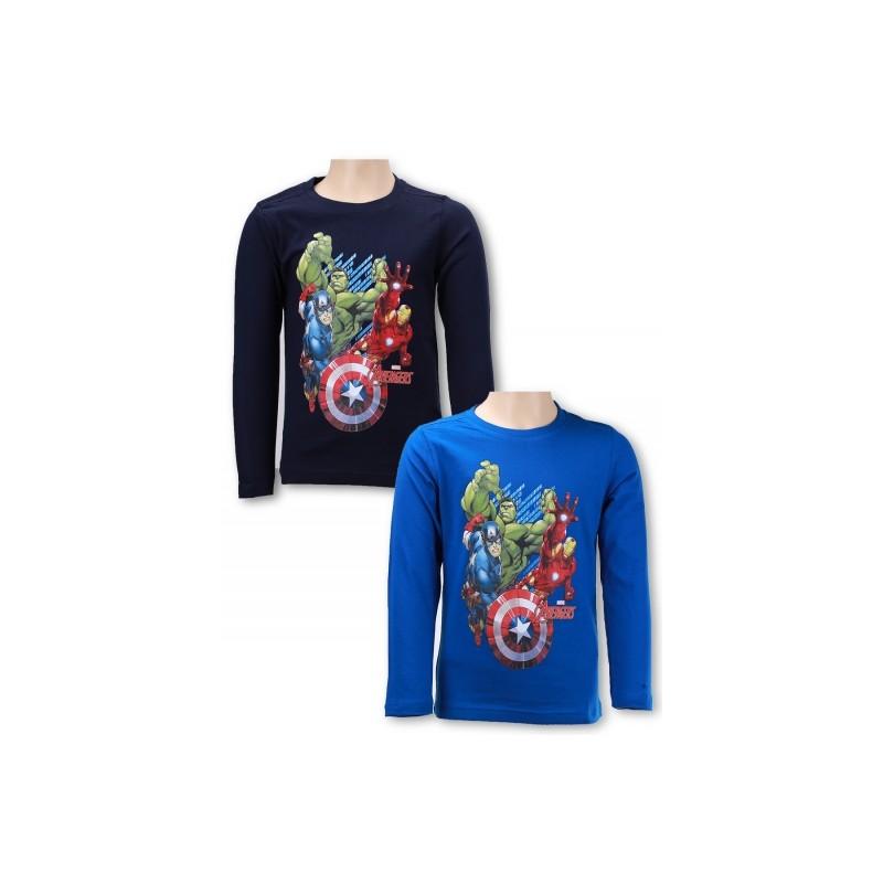 0f005fd00697d Detské tričko s dlhým rukávom Avengers - Babulon.sk