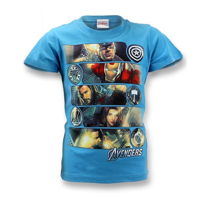 6f10d1632fb9b Detské tričko Avengers · Detské tričko Avengers ...