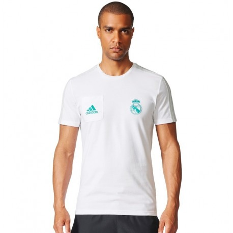 adidas Real Madrid Tee 2017/18