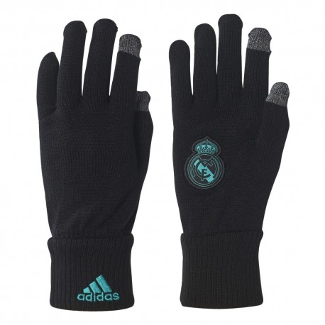 Pletené rukavice adidas Real Madrid