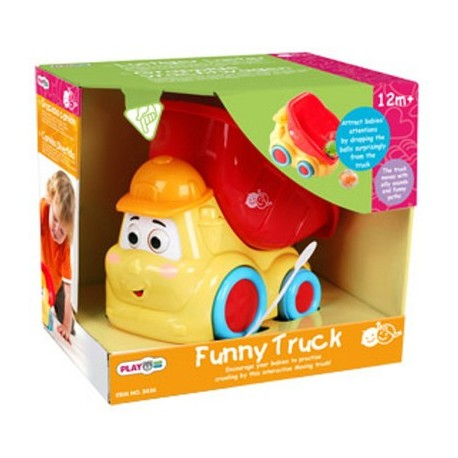 Zábavné nákladné auto