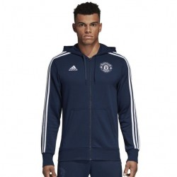 adidas Manchester United FZ Hoodie 2018/19