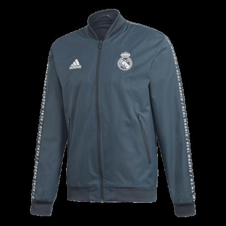 adidas Real Madrid Anthem Jacket 2018/19