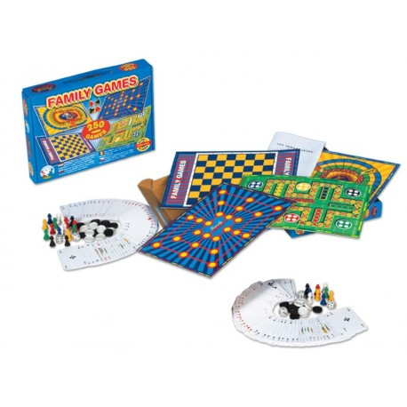 Family Games 250