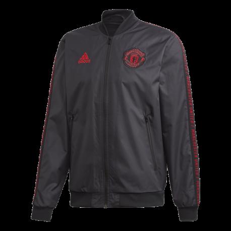 adidas Manchester United Anthem Jacket 2018/19
