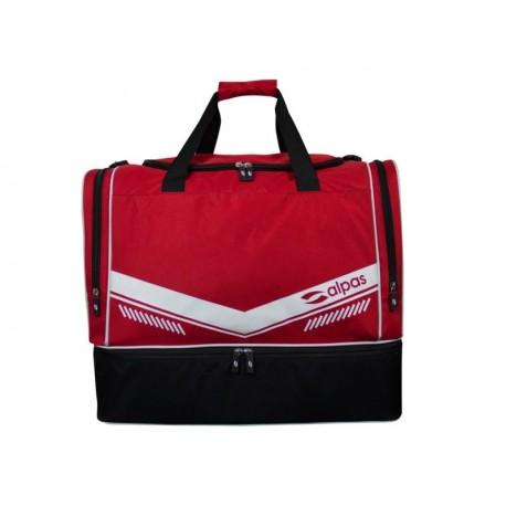 Športová taška Alpas Dynamic - červená