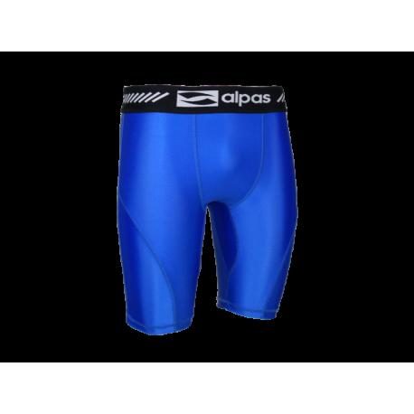 Elastické nohavice Alpas - modrá