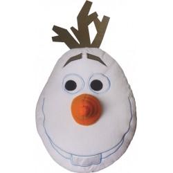 """Vankúš 3D Frozen """"Olaf"""""""