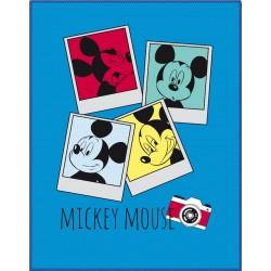 "Fleecová deka Mickey Mouse ""Photomaton"""