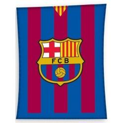 Fleecová deka FC Barcelona 181020
