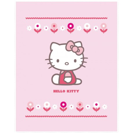 "Fleecová deka Hello Kitty ""Caroline"""