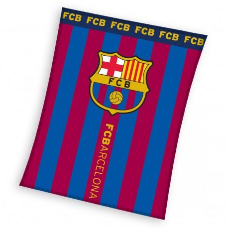 Fleecová deka Barcelona 181020
