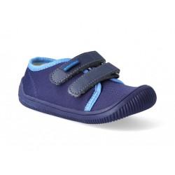 Barefoot topánky Protetika Alix Navy