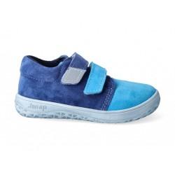 Barefoot topánky Jonap B1 - modrá/tyrkys