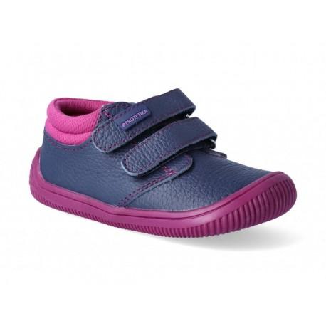Detské barefoot topánky Protetika Rony - lila