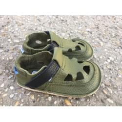 Detské barefoot sandále Baby Bare IO Bosco