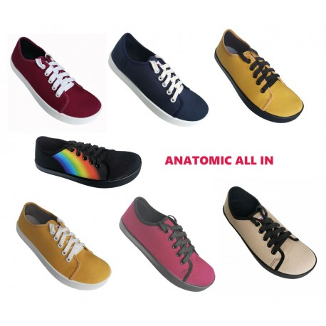Barefootové topánky Anatomic ALL IN