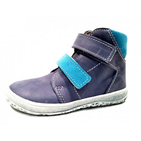 Detské barefoot topánky Jonap B2m - modrá