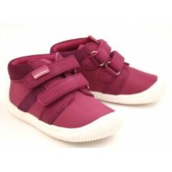 Detské barefoot topánky Protetika Step - fuxia
