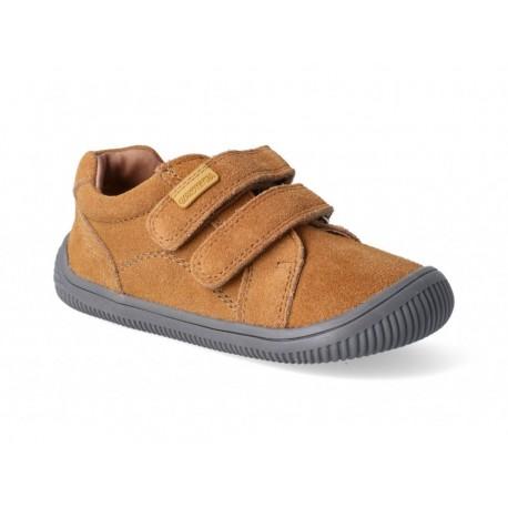 Detské barefoot topánky Protetika Lars - beige
