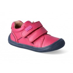 Detské barefoot topánky Protetika Lars - pink