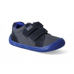 Detské barefoot topánky Protetika Dony blue