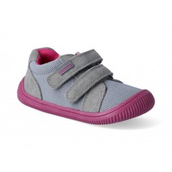 Detské barefoot topánky Protetika Dony pink