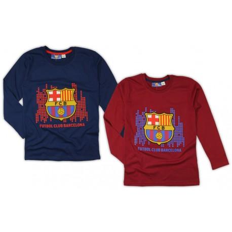 """Tričko s dlhým rukávom FC Barcelona """"086"""""""