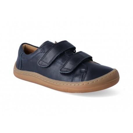 Detské barefoot topánky Froddo G3130176 dark blue