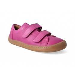 Detské barefoot topánky Froddo G3130176-7 fuxia