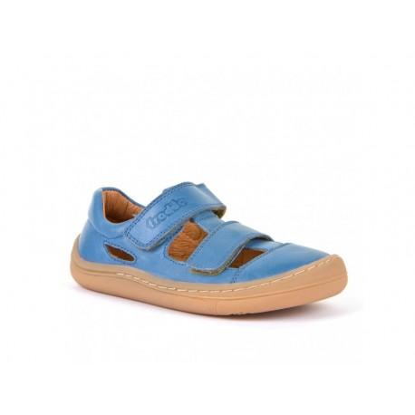 Detské barefoot sandále Froddo G3150197-3 - modré