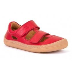 Detské barefoot sandále Froddo G3150197-3 - ružové
