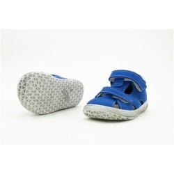 Detské barefoot sandálky Jonap B8MF - modrá