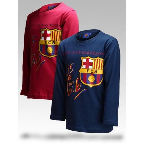 """Tričko s dlhým rukávom FC Barcelona """"807"""""""