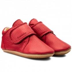 Barefoot capačky Froddo Prewalkers - červená