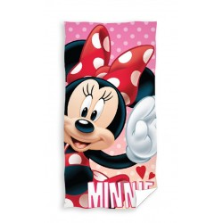 Osuška Minnie Mouse