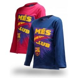 """Tričko s dlhým rukávom FC Barcelona """"834"""""""