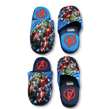 Detské papuče Avengers