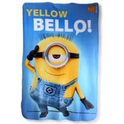Fleecová deka Minions