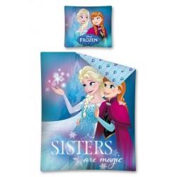 """Posteľné obliečky Frozen """"Sisters"""""""