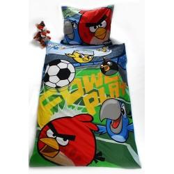 Posteľné obliečky Angry Birds