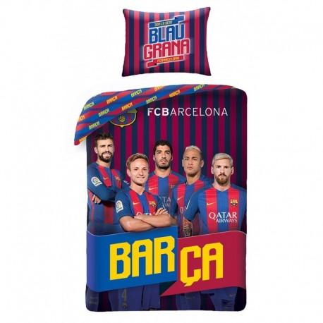 """Posteľné obliečky FC Barcelona """"Players 1"""""""