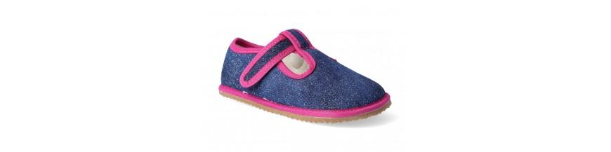 Papučky Barefoot