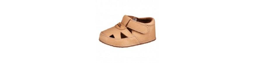 Letné barefoot topánky